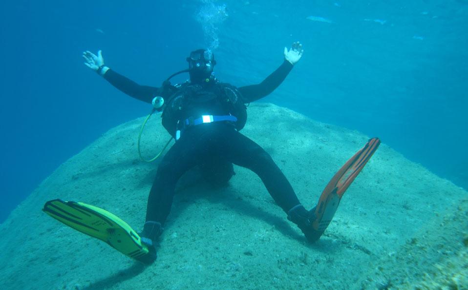 Le immersioni